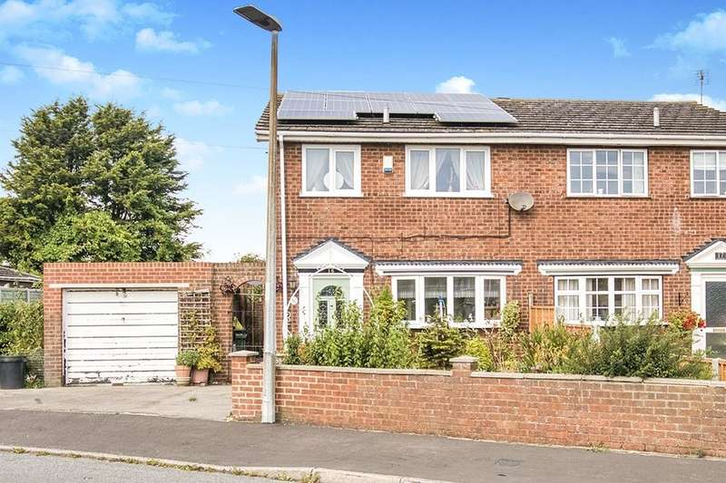 3 Bedrooms Semi Detached House for sale in Hoylake Drive, Immingham, DN40
