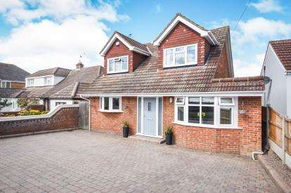 4 Bedrooms Detached House for sale in Rayleigh, ., Essex