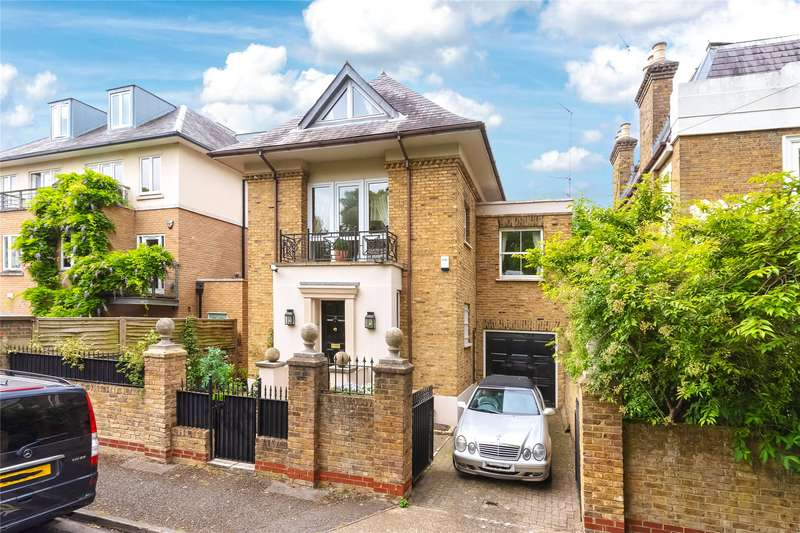 5 Bedrooms Detached House for sale in Ravenscourt Square, London, W6