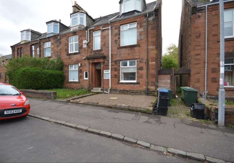2 Bedrooms Flat for sale in 20B, Fullarton Street, Kilmarnock, East Ayrshire