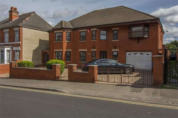 5 Bedrooms Detached House for sale in St Thomas Road, Derby