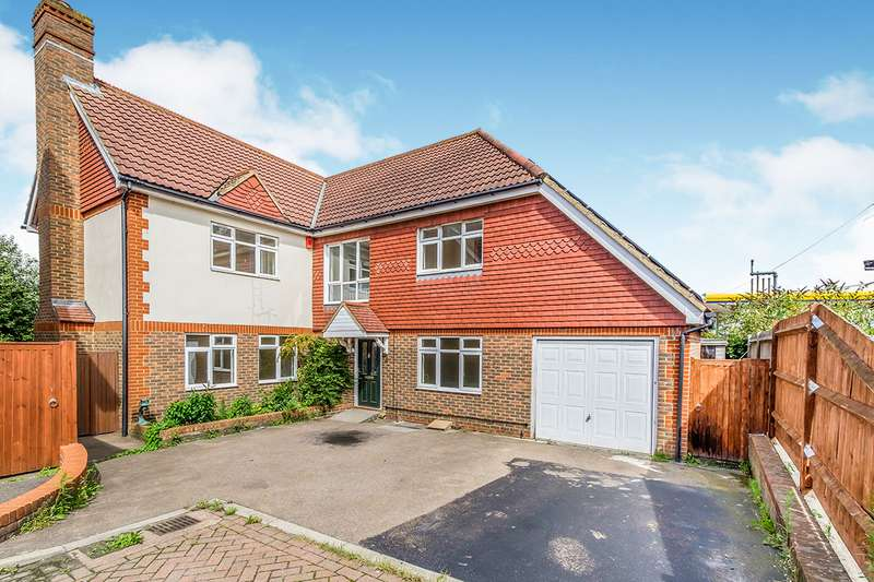 6 Bedrooms Detached House for sale in Old George Court Main Road, Chattenden, Rochester, Kent, ME3