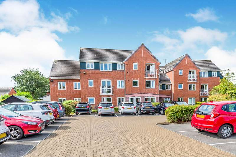 2 Bedrooms Apartment Flat for sale in Lovell Court, Parkway, Holmes Chapel, Crewe, CW4