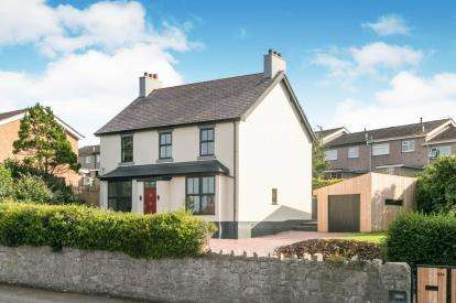 4 Bedrooms Detached House for sale in Abergele Road, Old Colwyn, Colwyn Bay, Conwy, LL29