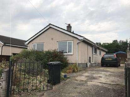 3 Bedrooms Bungalow for sale in Sevenacre Close, Bagillt, Flintshire, North Wales, CH6