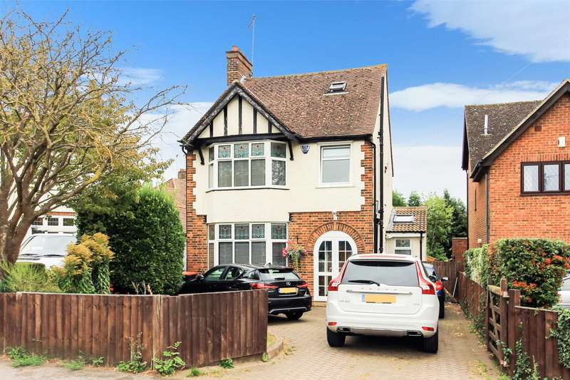 4 Bedrooms Detached House for sale in Stoke Road, Linslade