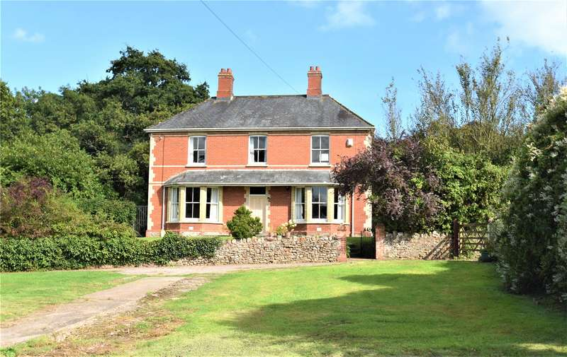 5 Bedrooms Detached House for sale in Culmstock, Cullompton, Devon, EX15