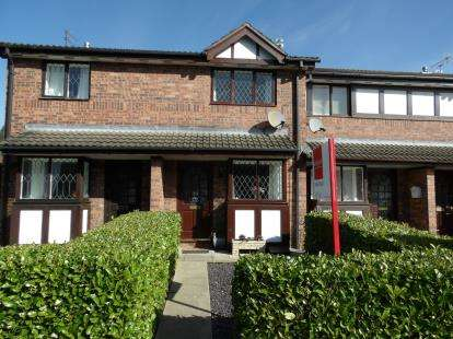 1 Bedroom Terraced House for sale in Shepherds Fold Drive, Winsford, Cheshire
