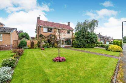 4 Bedrooms Detached House for sale in Pewterspear Lane, Appleton, Warrington, Cheshire