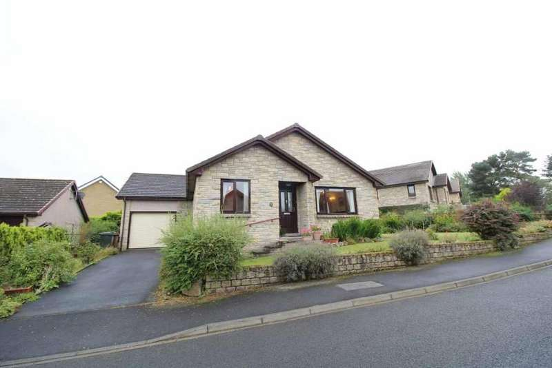 3 Bedrooms Detached Bungalow for sale in The Cherry Trees, Otterburn, Northumberland