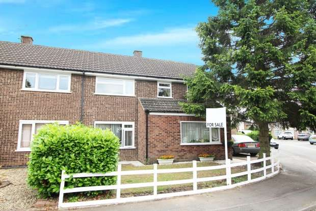 Semi Detached House for sale in Cranmer Close, Leicester, Leicestershire, LE8 4AY