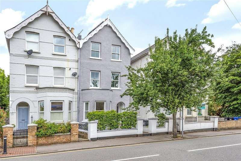 5 Bedrooms Semi Detached House for sale in Alma Road, Windsor, Berkshire, SL4