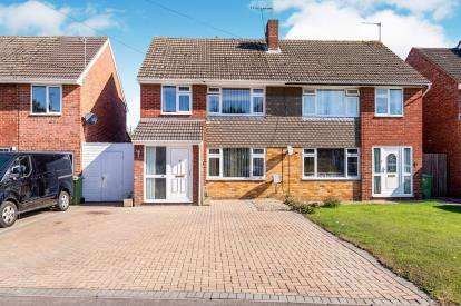 3 Bedrooms Semi Detached House for sale in Westdown Gardens, N/A, Cheltenham, Gloucestershire