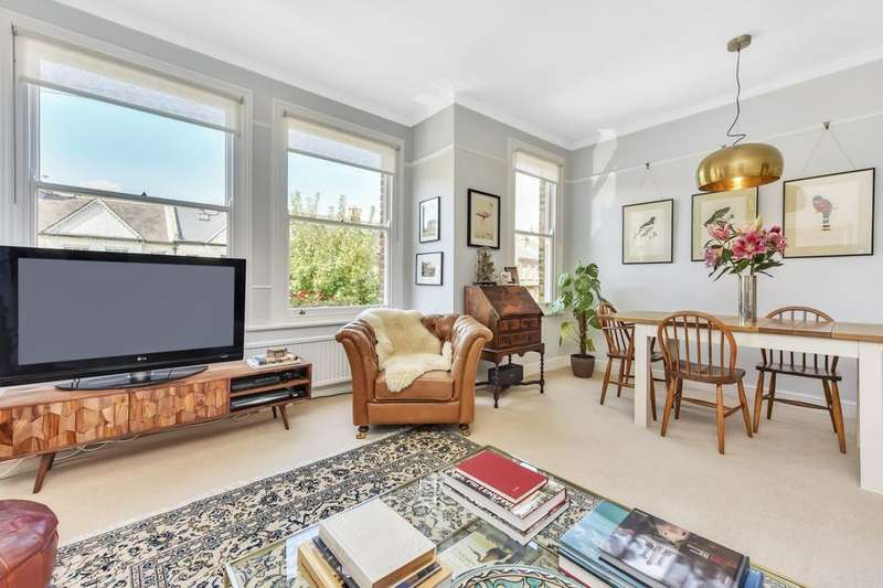 2 Bedrooms Flat for sale in Elsinore Road, London SE23