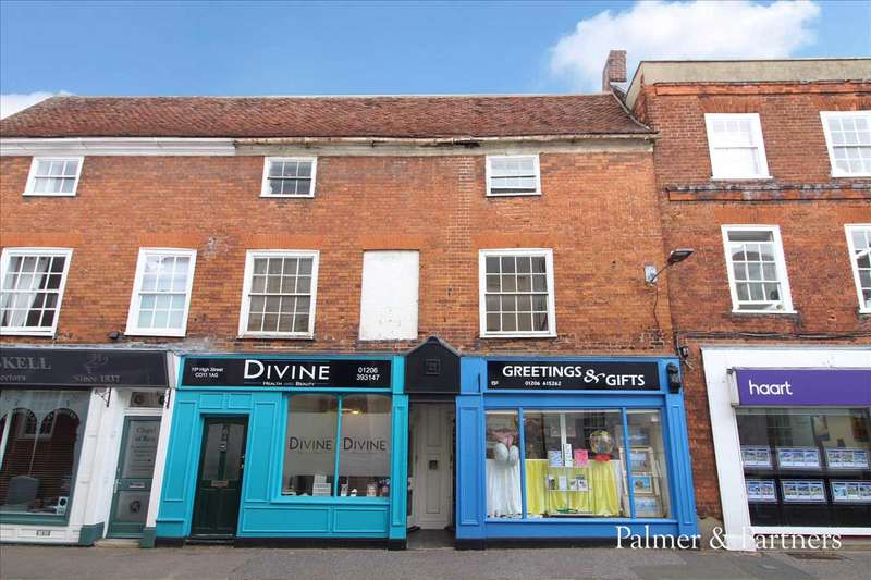 3 Bedrooms Apartment Flat for sale in High Street, MANNINGTREE