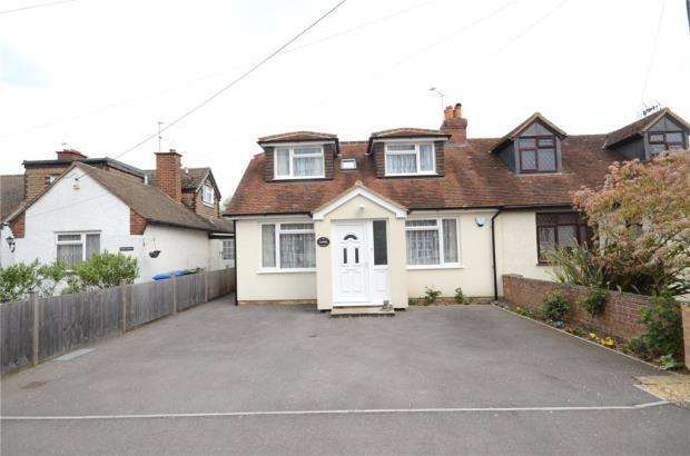 4 Bedrooms Semi Detached House for sale in Smithfield Road, Maidenhead, Berkshire