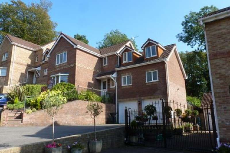 4 Bedrooms Detached House for sale in Ty Coch, Cae Canol, Baglan, Port Talbot, Neath Port Talbot. SA12 8LX