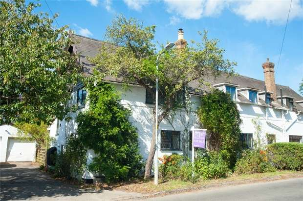 3 Bedrooms Semi Detached House for sale in The Barn, Love Lane, Iver, Buckinghamshire