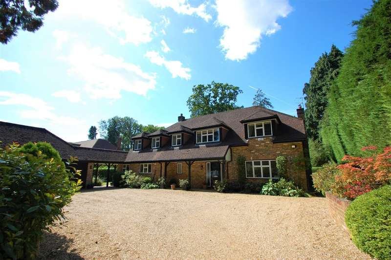 5 Bedrooms Detached House for sale in Stratton Chase Drive, Chalfont St Giles, HP8