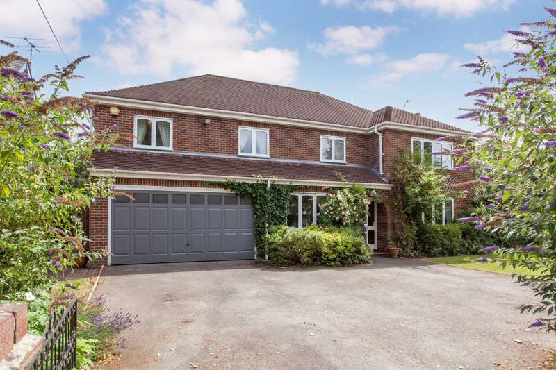 6 Bedrooms Detached House for sale in St Peters Avenue, Caversham Heights, Reading