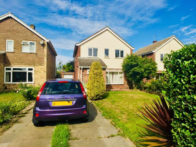 3 Bedrooms Detached House for sale in Greystoke Road, Cambridge,