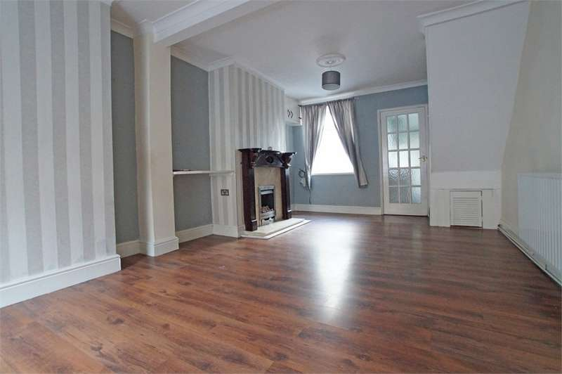 2 Bedrooms Terraced House for sale in CA24 3JP Dalzell Street, Moor Row, CA24