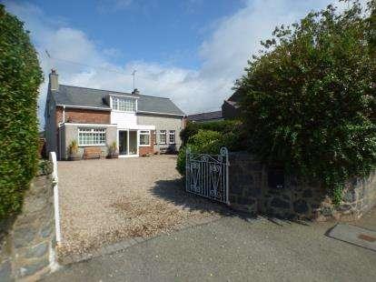 4 Bedrooms Detached House for sale in Ffordd Dewi Sant, Nefyn, Pwllheli, Gwynedd, LL53