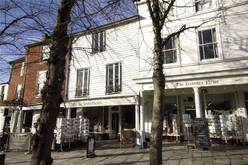 3 Bedrooms Flat for sale in The Pantiles, Tunbridge Wells