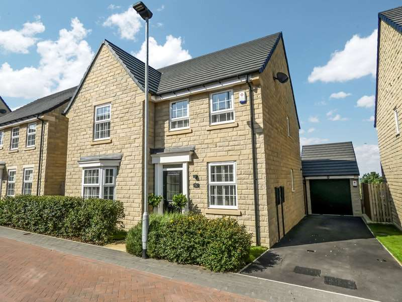 4 Bedrooms Detached House for sale in Church Drive, Sheffield, South Yorkshire, S36