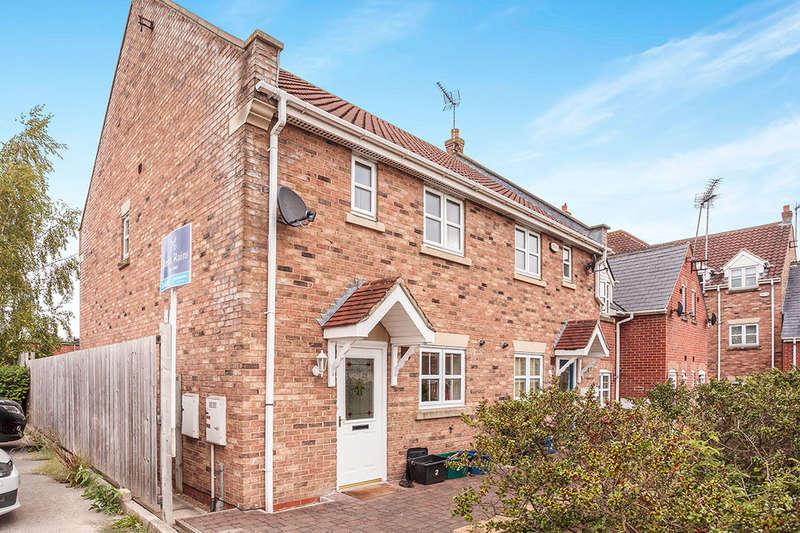 3 Bedrooms Property for rent in Corn Mill Court, Sherburn In Elmet, Leeds, LS25