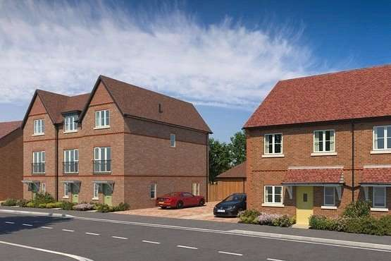 3 Bedrooms Terraced House for sale in Abbey Barn Lane, High Wycombe, Buckinghamshire