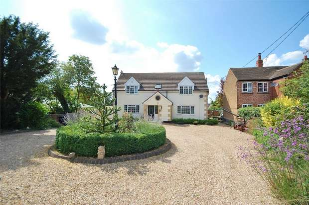 4 Bedrooms Detached House for sale in Watling Street, Kilsby, RUGBY, Northamptonshire
