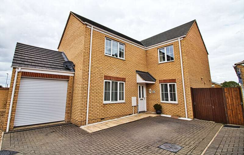 4 Bedrooms House for sale in The Limes, Whittlesey, PE7
