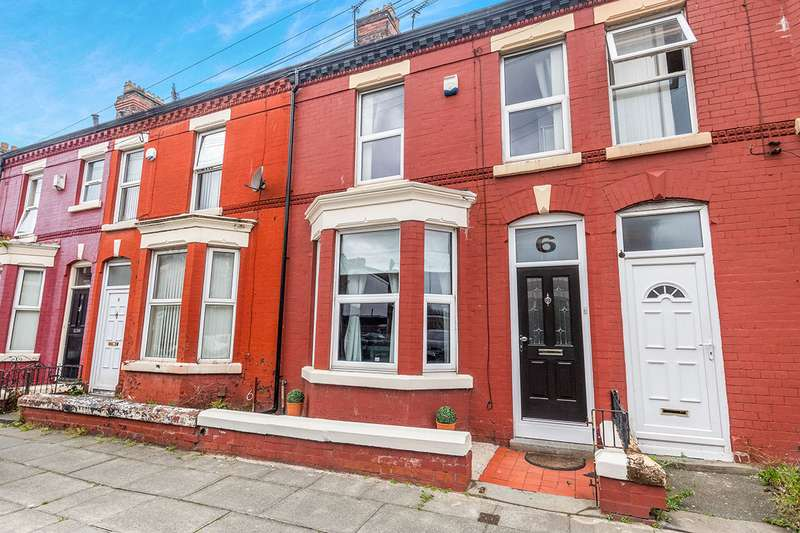 2 Bedrooms House for sale in Liverpool, Merseyside, L15