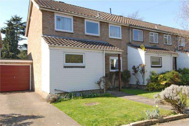 3 Bedrooms End Of Terrace House for sale in Clewer Court Road, Windsor, Berkshire