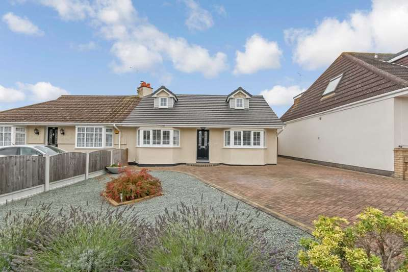3 Bedrooms Semi Detached House for sale in Chesham Drive, Steeple View