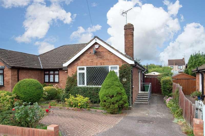 2 Bedrooms Semi Detached Bungalow for sale in Eldon Road, Luton, Bedfordshire