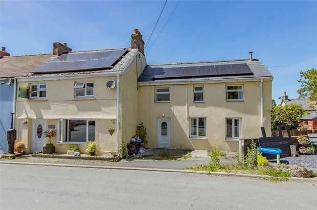 6 Bedrooms End Of Terrace House for sale in Llanfallteg, Whitland, Carmarthenshire