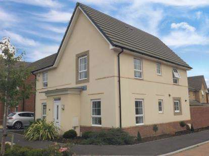 4 Bedrooms Detached House for sale in Noral Place, Newport