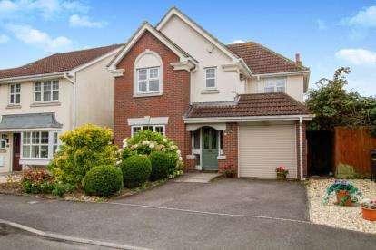 4 Bedrooms Detached House for sale in The Furlong, Henleaze, Bristol