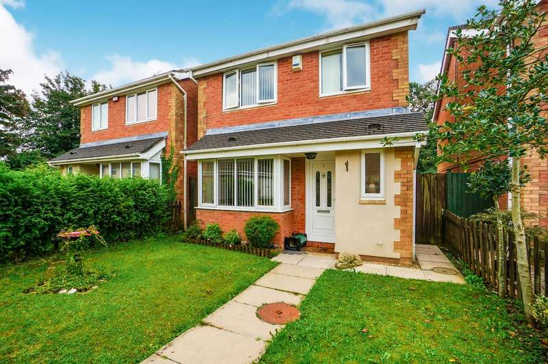 3 Bedrooms Detached House for sale in Maple Gardens, Risca, Newport, NP11
