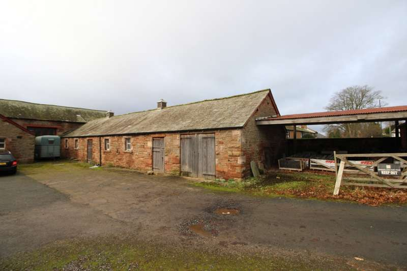 Land Commercial for sale in Barns Adjacent To Linden House, Temple Sowerby, Penrith, CA10