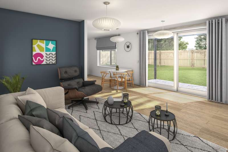 4 Bedrooms Detached House for sale in Caerlee Mill, Innerleithen, Peeblesshire, EH44
