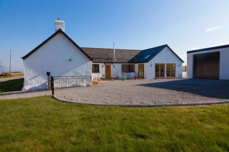 4 Bedrooms Detached Bungalow for sale in Smithy Cottage, Balnabeen,Conon Bridge, Dingwall, Ross-Shire, IV7