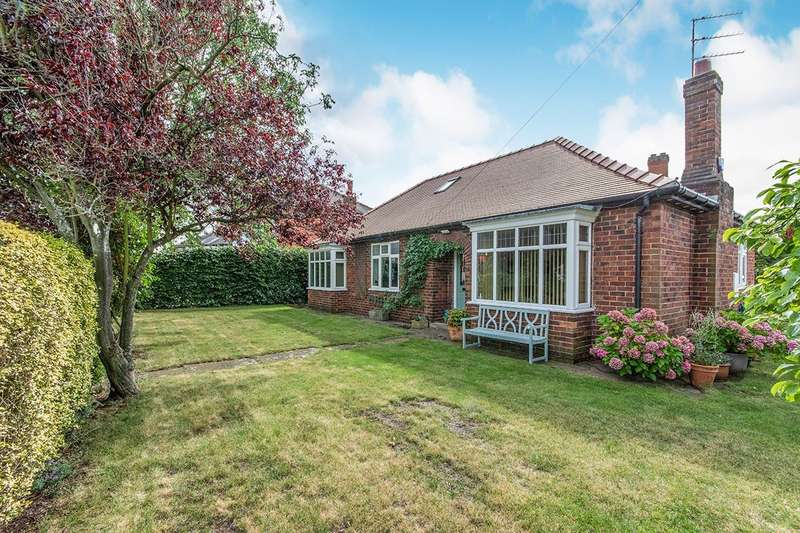 3 Bedrooms Detached Bungalow for sale in Crossways North, Wheatley Hills, Doncaster, South Yorkshire, DN2