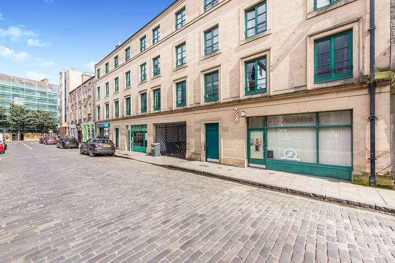 2 Bedrooms Apartment Flat for sale in Exchange Street, Dundee, DD1