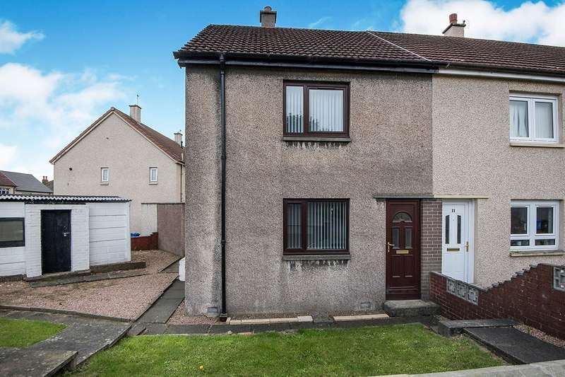 2 Bedrooms House for sale in Parliament Place, Kinglassie, Lochgelly, Fife, KY5