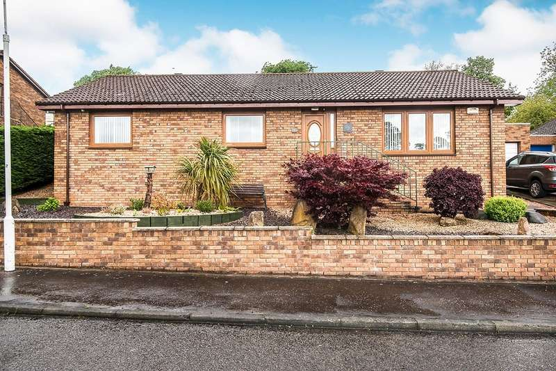 3 Bedrooms Detached Bungalow for sale in Valley Grove, Leslie, Glenrothes, Fife, KY6
