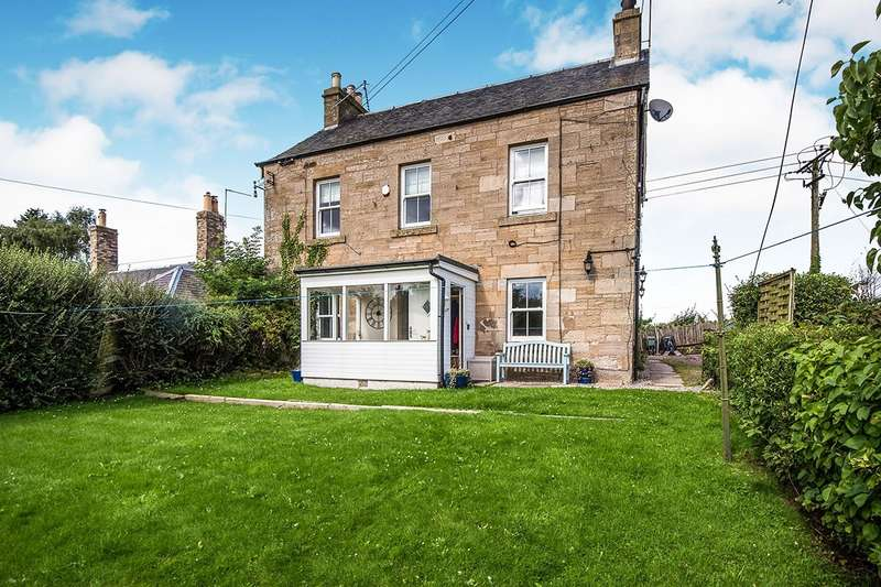 3 Bedrooms Semi Detached House for sale in Station Road, Springfield, Cupar, Fife, KY15