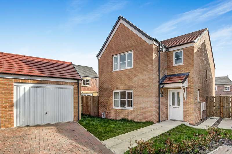 3 Bedrooms Detached House for sale in Cornwall Way, Blyth, Northumberland, NE24